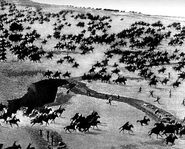 Атака Красной конницы (1920)