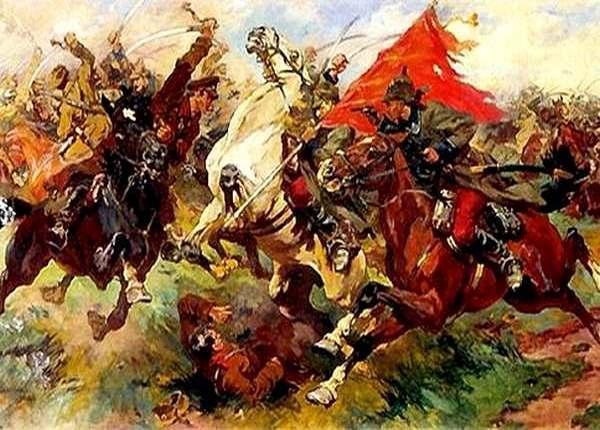 Красное казачество появилось раньше Красной армии