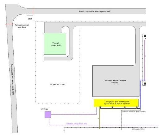 Поиск подрядчиков на изыскания и проектирование склада в Нягани