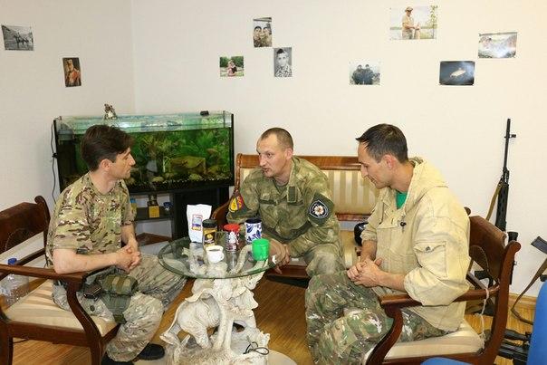Отчет казака Хутора Благовщенский о поездке на Донбасс