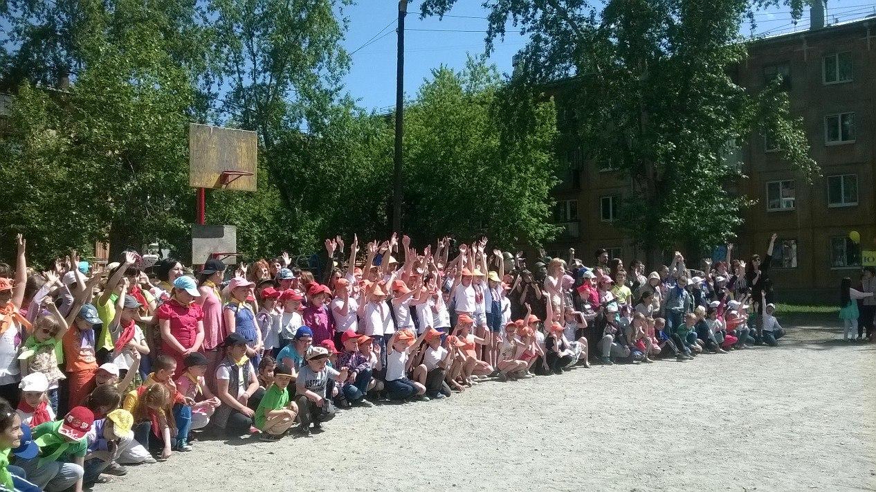 """Казачий Дозор и Школа младших офицеров помогли ВПК """"Ритм"""" с организацией праздника для детей"""