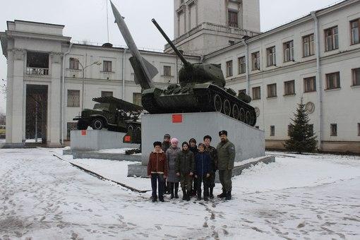 кадеты хутора благовещенский