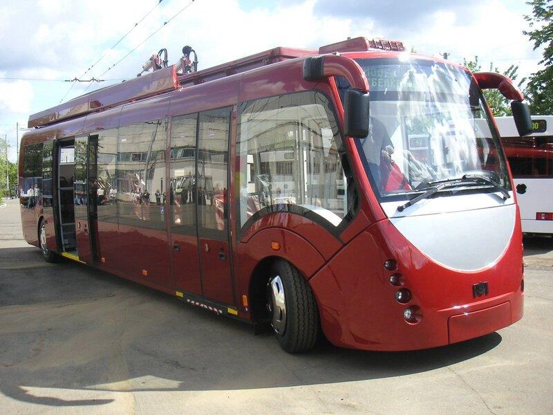 """Российско-белорусский гибридный автобус """"Витовт"""" А-420 отмечен премией"""