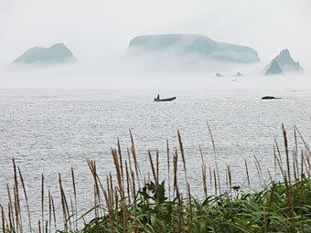 Курильские острова. Фото РИА Новости, Сергей Кривошеев