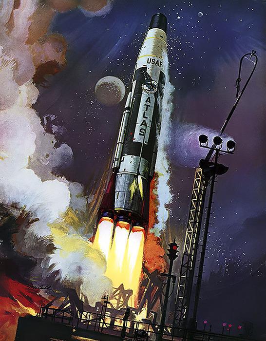 czeskoslovakia_1961_space_mi_1254_mccall (546x700, 180Kb)