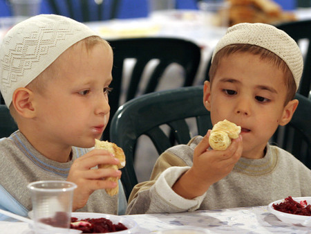 Вегетарианство не для детей! — фото 1