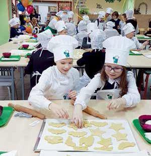 московские комбинаты устраивают мастер-классы для школьников