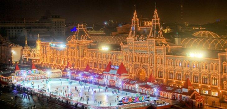 Московская смена приглашает на зимние каникулы
