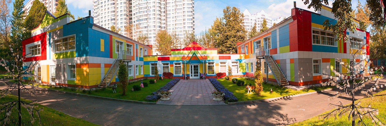Уникальные и современные детские сады строят для юных москвичей