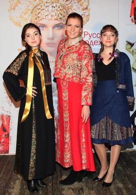 Дом русской одежды Валентины Аверьяновой