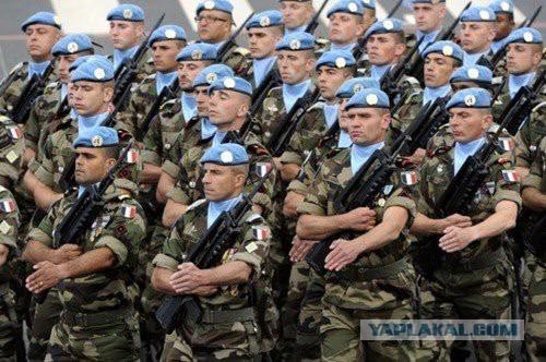 Рейтинг самых сильных армий мира в 2017 г.