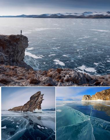 Красивые места России