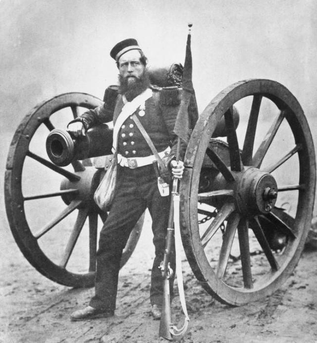Крымская война 1853-1856 гг