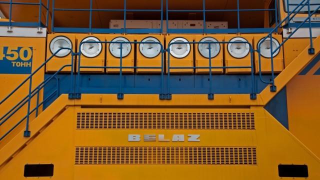 Обзор самого большого в мире самосвала: БЕЛАЗ-75710