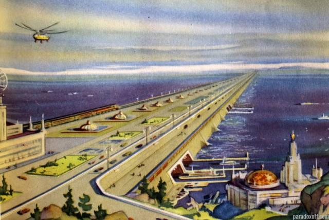 Субтропики в Сибири Советские инженеры предлагали улучшить климат за 22 млрд рублей