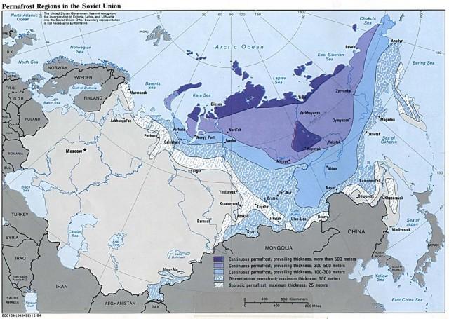 Субтропики в Сибири. Советские инженеры предлагали улучшить климат за 22 млрд рублей