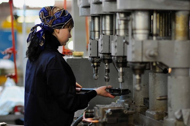 Как производят автомат Калашникова