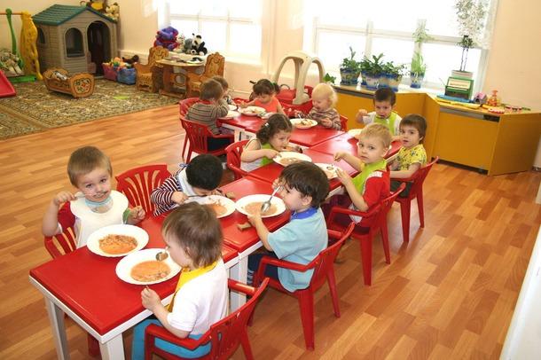 новая схема дошкольного питания дает положительные результаты