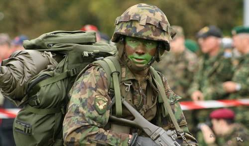 Самая милитаризованная страна