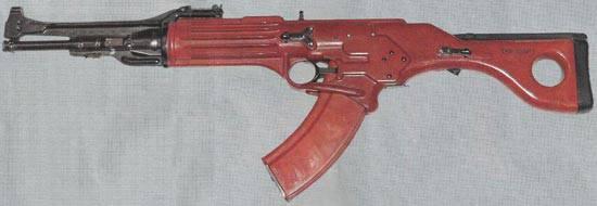 Несостоявшийся буллпапп по советски или автомат Коробова ТКБ-022