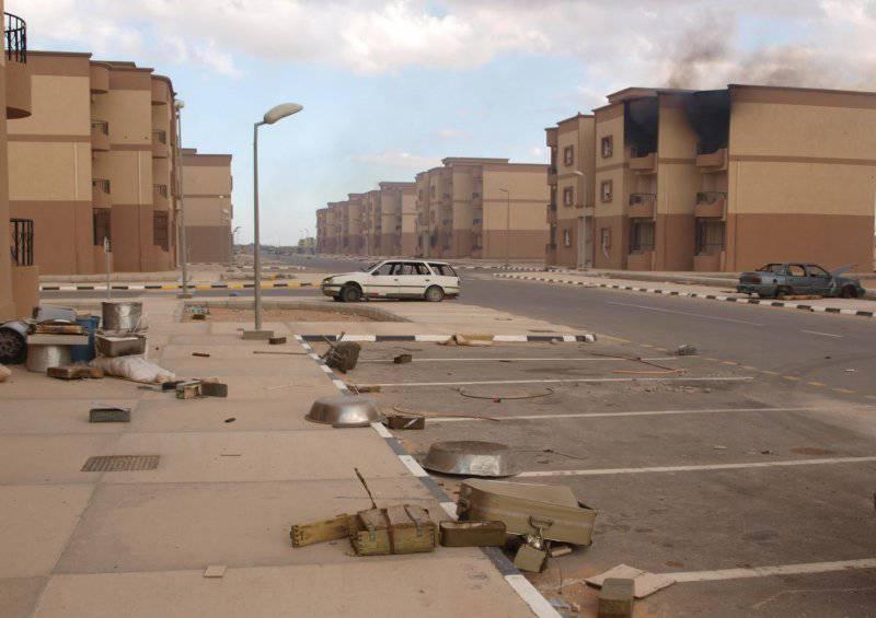 За поддержку Каддафи 30 000 человек были изгнаны из своих домов