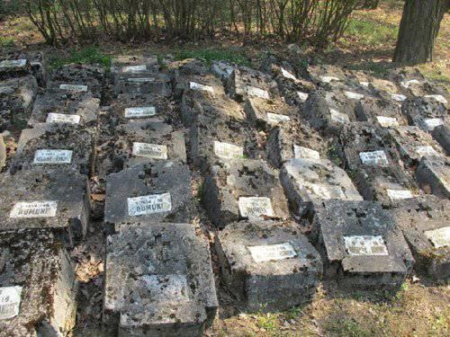 трагедия русских в польском плену