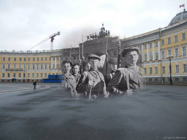 Связь времен. Сергей Ларенков