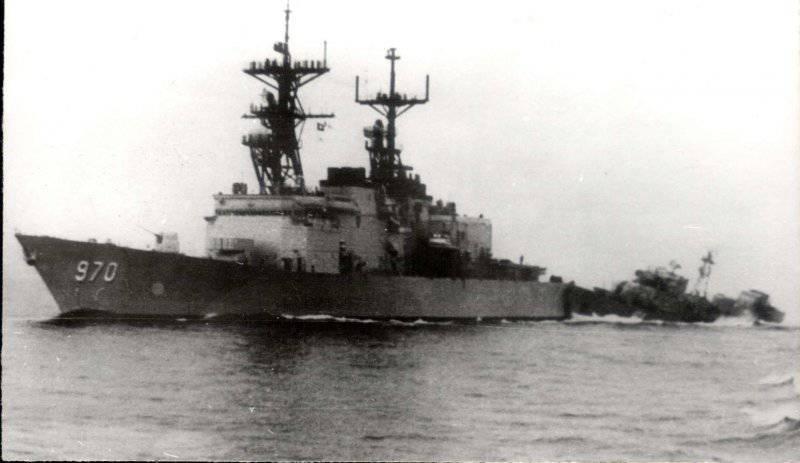 НАВАЛись! Столкновение советских сторожевиков и американских кораблей в Чёрном море 12 февраля 1988 года