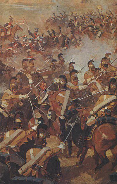 200 лет со дня Бородинской битвы