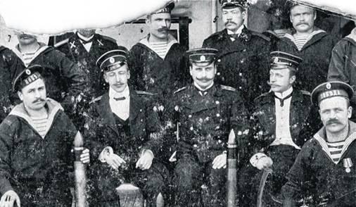 Пираты императора Николая Кровавого