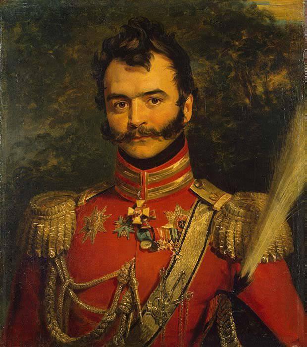 Казак В. В. Орлов-Денисов - герой Отечественной войны 1812 года