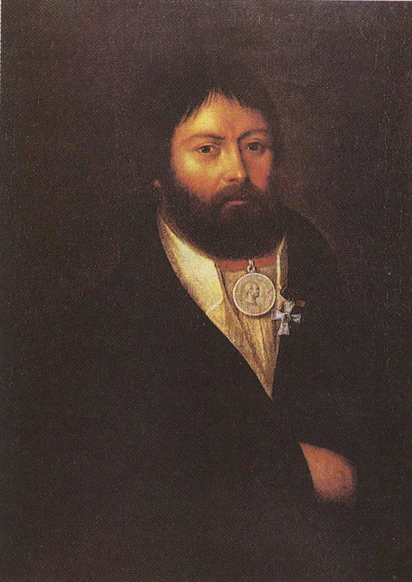 Герасим Матвеевич Курин - партизан, народный герой 1812 года