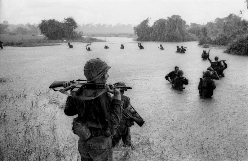 Причины нападения США на Вьетнам