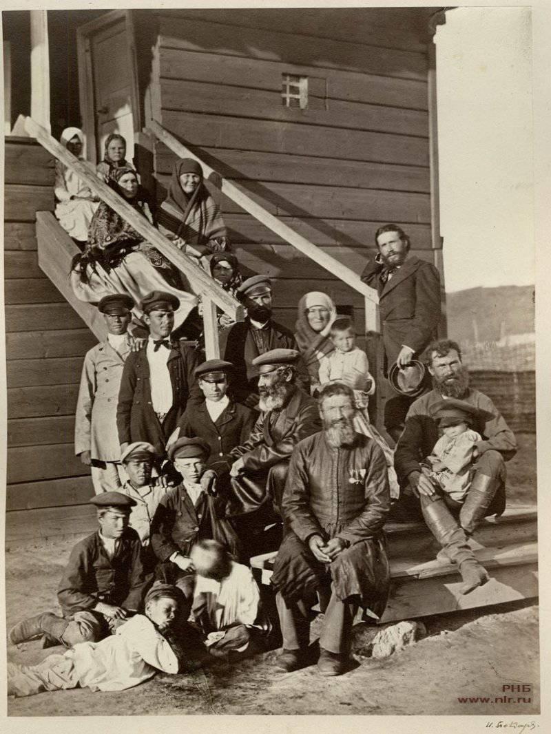 Дореволюционная Россия на фотографиях. Донское казачество в 1875-1876 г.г.