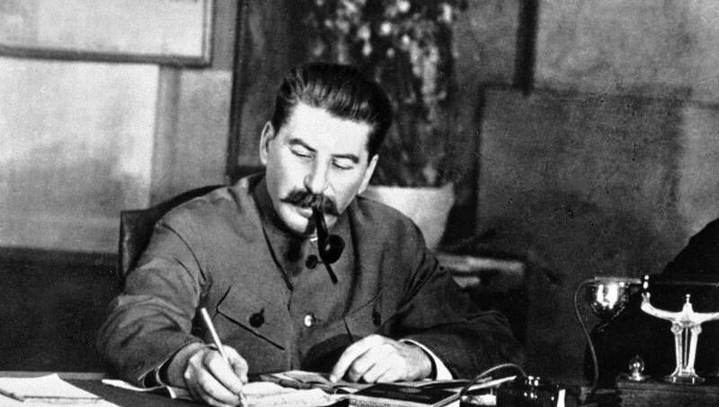 Последний проект Сталина