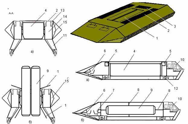 Возвращение к концепции летающего танка