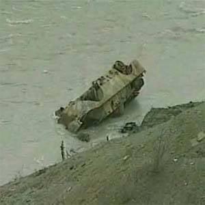 Спецназ ГРУ в горах Кавказа