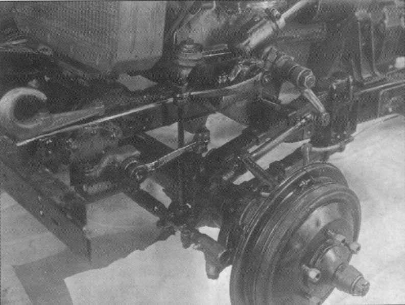 Автомобиль-вездеход ГАЗ-67