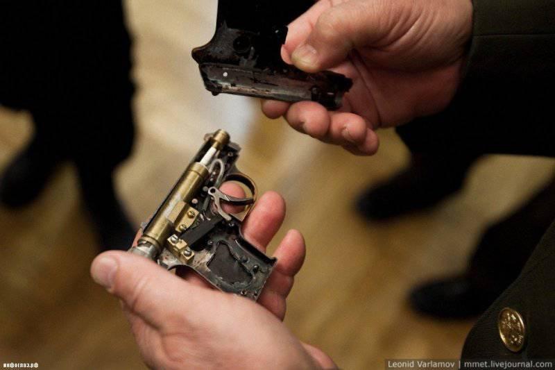 лазерный пистолет космонавта