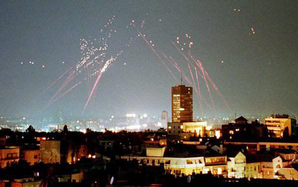 """Неизвестные подробности уничтожения американских бомбардировщиков-""""невидимок"""" в небе Югославии"""