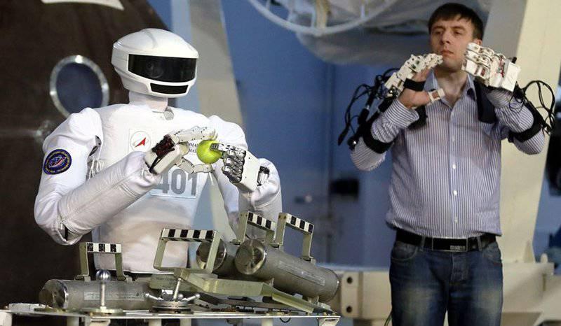 Россия поворачивается лицом к робототехнике