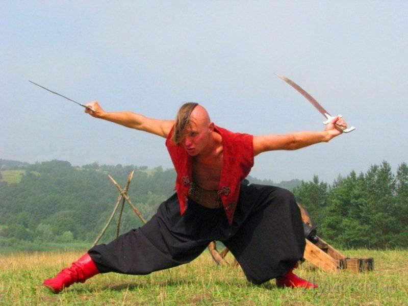 Боевой гопак – сила в танце