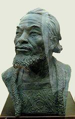 Андрей Юрьевич Боголюбский, облик реконструирован по останкам Михаилом Герасимовым.