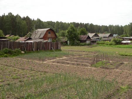 Рис. 8. Деревня Оброшино (фото Семеновой Н.А.)