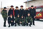 Вместе с казаками навещаем ветеранов