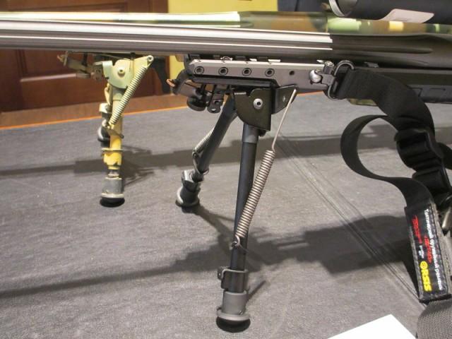 Главная звезда ORSIS-а - винтовка Т-5000