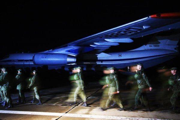 Как обеспечивают «тыл» вооруженным силам России в Сирии?