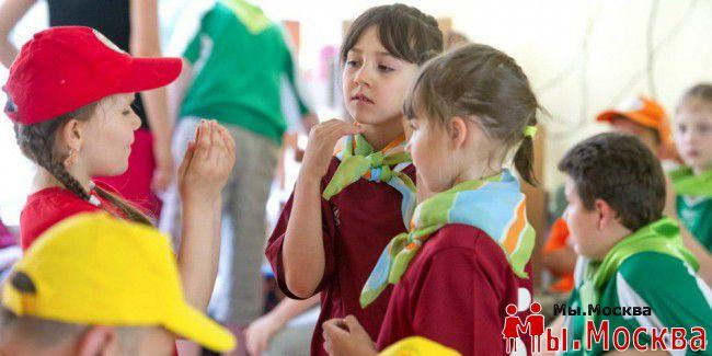 В июне «Московская смена» собрала более 2500 детей