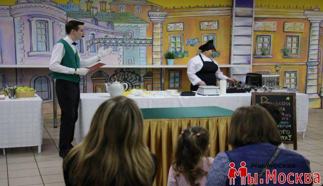 В московских школах основы правильного питания изучают на практике