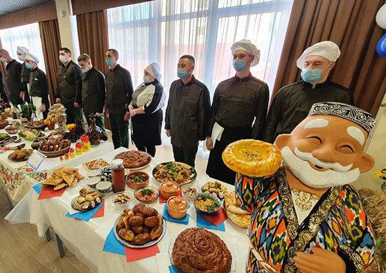 Ростовские военнослужащие обсудили организацию армейского питания